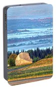Early Morning At Sentinel Rock Portable Battery Charger
