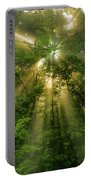 Early Morning Peace Portable Battery Charger