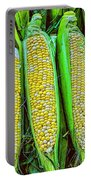 Ears Of Corn Portable Battery Charger