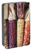 Ears Of Indian Corn Portable Battery Charger