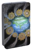 Earth #1 - You Are Here Portable Battery Charger