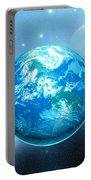 Earth Portable Battery Charger by Corey Ford