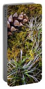 Earth Hour Portable Battery Charger