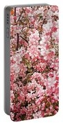 Earth Tones Apple Blossoms  Portable Battery Charger