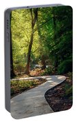 Earyl Morning Walk Through Honor Heights Park Portable Battery Charger