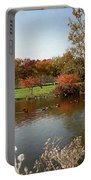East Coast Autumn Portable Battery Charger