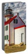 East Point Light -renovated Portable Battery Charger