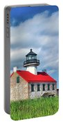 East Point Lighthouse Nj Portable Battery Charger