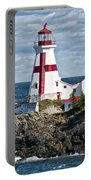 East Quoddy Lighthouse Portable Battery Charger