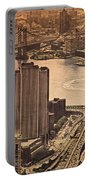 East River View Portable Battery Charger