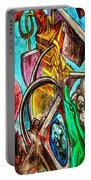 East Side Gallery Portable Battery Charger