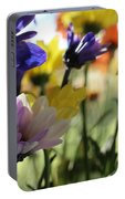 Easter Bouquet  Portable Battery Charger