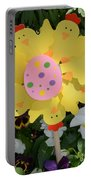 Easter Chick Decoration Portable Battery Charger