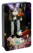 Easter Parade Visit Portable Battery Charger