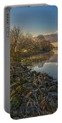 Easter Sunrise Portable Battery Charger