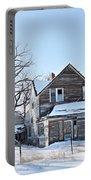 Eastern Montana Farmhouse Portable Battery Charger
