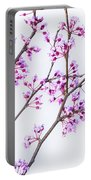 Eastern Redbud Portable Battery Charger