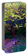 Eastern Redbud Tree Essence Portable Battery Charger