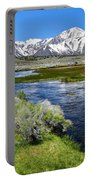 Eastern Sierra Mountains Portable Battery Charger