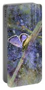 Eastern Tailed Blue Portable Battery Charger