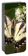 Eastern Tiger Swallowtail  Butterfly Wingspan Portable Battery Charger