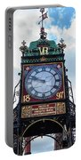 Eastgate Clock In Chester Portable Battery Charger