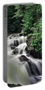 Eau Claire Gorge Water Fall Portable Battery Charger
