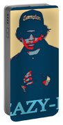 Eazy E Poster Portable Battery Charger