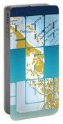 Ebb And Flow Bahamas Portable Battery Charger