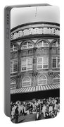 Ebbets Field, Brooklyn, Nyc Portable Battery Charger by Photo Researchers