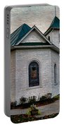 Ebenezer United Methodist Church Portable Battery Charger