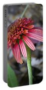 Echinacea Hot Papaya Portable Battery Charger