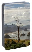 Ecola State Park Portable Battery Charger