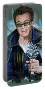 Eddie Van Halen Portable Battery Charger