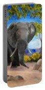 Eddy Elephant Portable Battery Charger