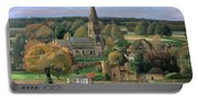Edensor - Chatsworth Park - Derbyshire Portable Battery Charger