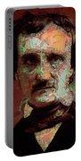 Edgar Allan Poe Artsy 2 Portable Battery Charger