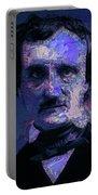 Edgar Allan Poe, Artsy 1 Portable Battery Charger