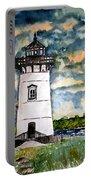 Edgartown Lighthouse Martha's Vineyard Mass Portable Battery Charger