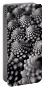 Edible Pearls Black And White Portable Battery Charger