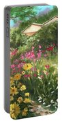 Edie's Garden Portable Battery Charger