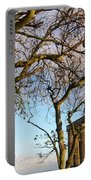 Edinburgh - Caption Hill Trees Portable Battery Charger