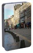 Edinburgh Royal Mile Street Portable Battery Charger