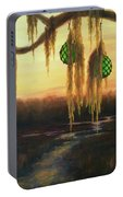 Edisto Island Glass Floats Portable Battery Charger