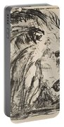 Edvard Munch,  The Lion Tamer Portable Battery Charger