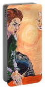 Edward Cullen And His Diet Portable Battery Charger