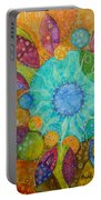 Effervescent Portable Battery Charger by Tanielle Childers