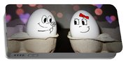 Egg Love Portable Battery Charger