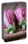 Egg Plants Portable Battery Charger