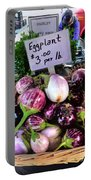 Eggplants Portable Battery Charger